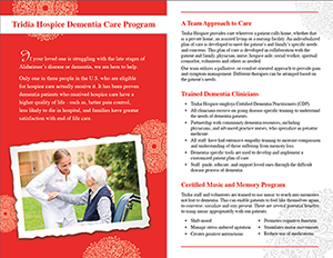 Bella Care Dementia Care Program
